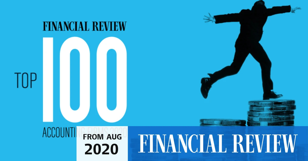 Top 100 Accounting Firms Australia